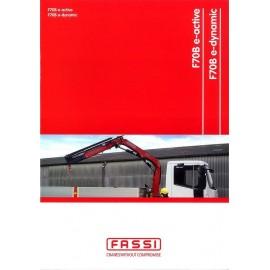 Grua Fassi F70B E-ACTIVE / E-DINAMIC