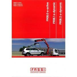 Grua Fassi F 90.B.0/1/2 E-ACTIVE / E-DINAMIC