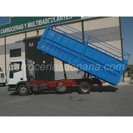Camion Volquete Iveco Comercial