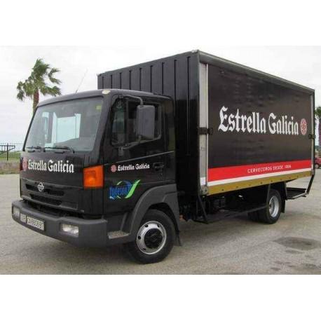 Camion Estrella Galicia