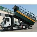 Camion Volquete Iveco